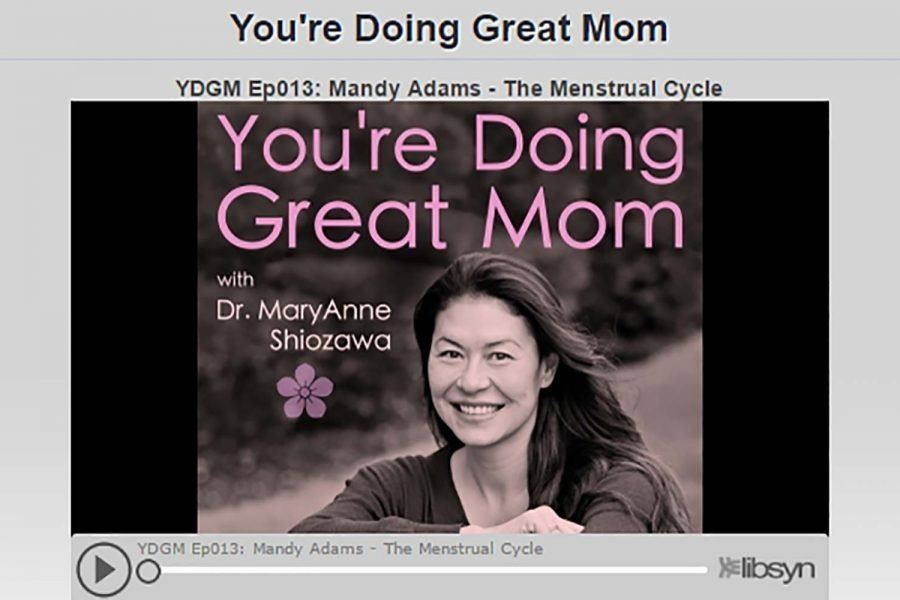Podcast with Dr. MaryAnn Shiozawa