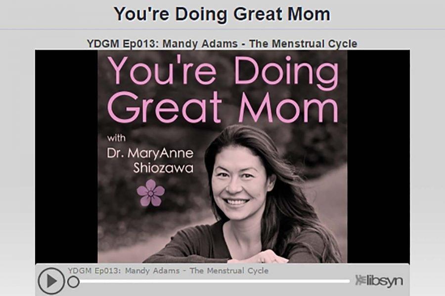 Podcast with Dr. MaryAnn Shiozawa